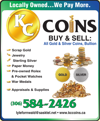 KC Coins - We Buy And Sell all Gold and Silver